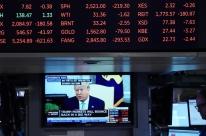 Bolsas de Nova Iorque caem com covid-19 e Dow Jones tem pior 1º trimestre da história