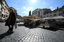 Itália tem mais de mil mortes por coronavírus