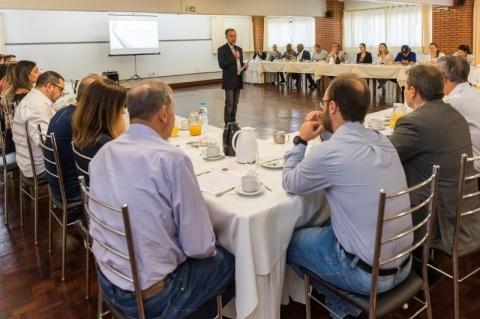 Demandas são apresentadas para centro de eventos em Caxias do Sul