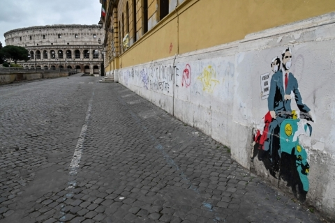 Itália registra 368 mortes por coronavírus em um dia