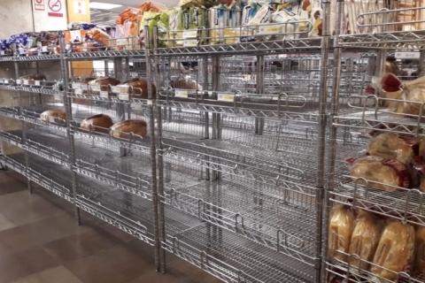 Compras nos supermercados gaúchos foram 20% acima da média no final de semana