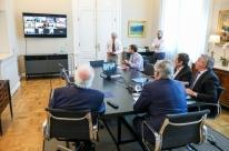 Jair Bolsonaro não participa de reunião com líderes Sul Americanos