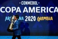 Conmebol adiantará verbas a clubes de competições paralisadas