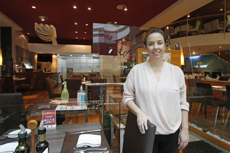 Maria Fernanda prevê equilíbrio entre delivery e atendimento presencial