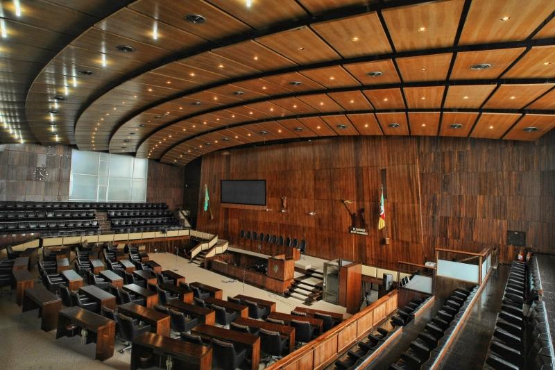 Sessão plenária da casa ainda ocorre sem a presença do público