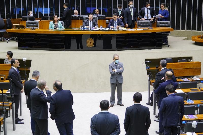 Por ser decreto legislativo, o projeto não precisa do aval do presidente, segundo o presidente da Câmara, Rodrigo Maia