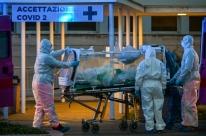 Itália registra 793 mortes por coronavírus em 24 horas e bate novo recorde
