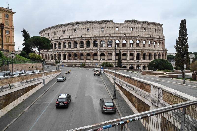 Segundo o governo italiano, foram registrados 2.943 recuperações de pacientes na quarta-feira