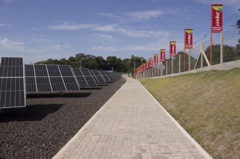 Creluz investe em energia fotovoltaica