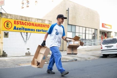 Coleta seletiva de lixo em Canoas é suspensa