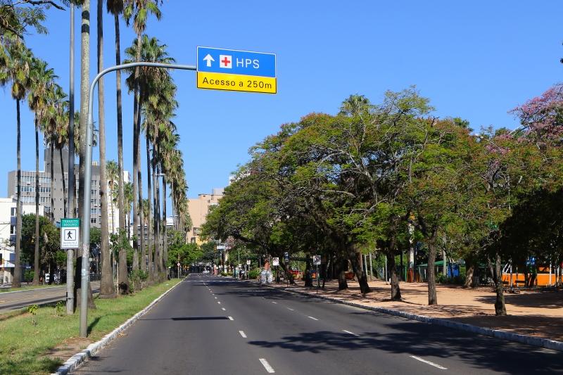 a Capital gaúcha chega ao total de 68 casos confirmados de Covid-19