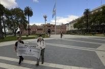Coronavírus força Mães da Praça de Maio a deixarem de marchar pela 1ª vez