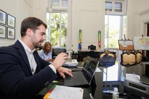 Leite pede à União para deixar de pagar até R$ 2 bilhões devido a impactos da pandemia