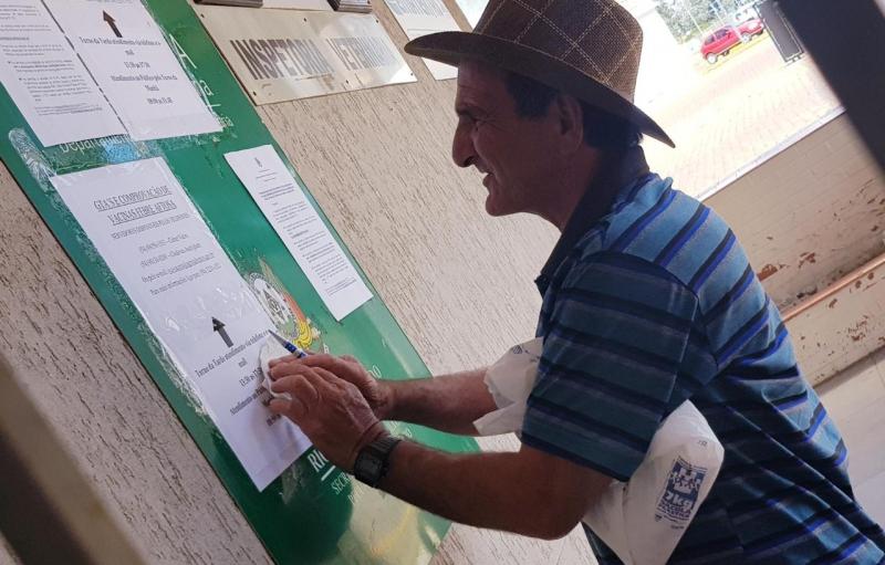 Afagro defende a suspensão da campanha por conta da pandemia