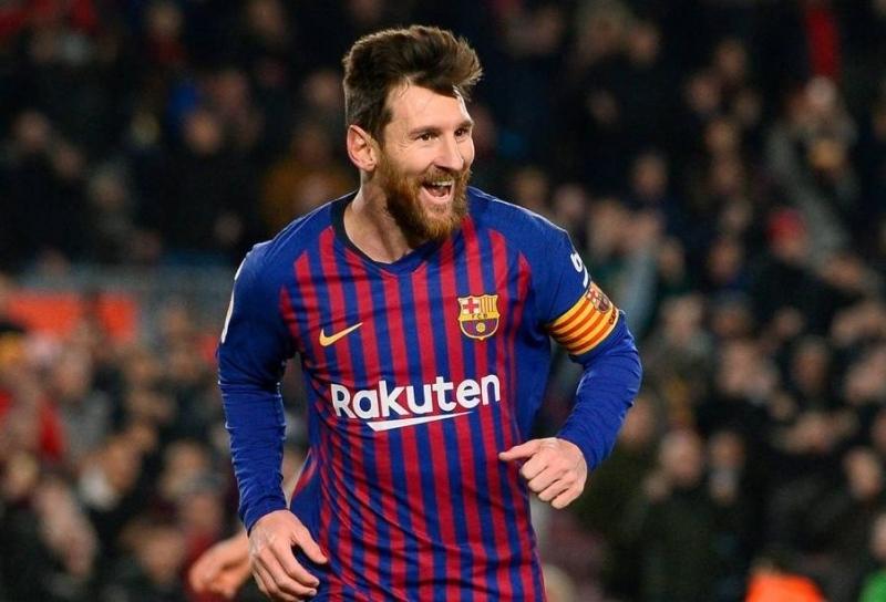 Esportes - Lionel Messi doa mais de R$ 3 milhões para campanha ...