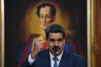 Maduro chama Bolsonaro de 'coronalouco' e de irresponsável