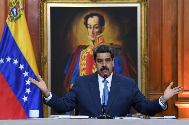 Para EUA, Maduro teria se associado às Forças Armadas Revolucionárias da Colômbia