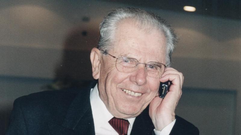 Formado em Agronomia, Luiz Fernando Cirne Lima logo ganhou notoriedade na área e foi presidente da Farsul