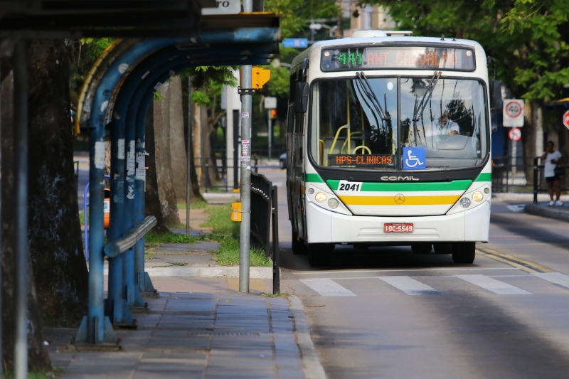 Redução foi negociada com a ATP após queda no número de passageiros, que já chega a 72%