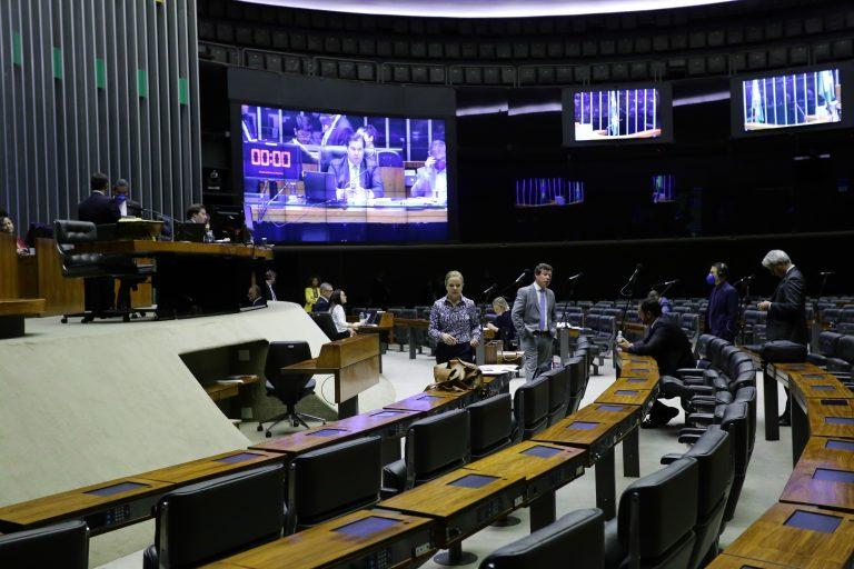 Câmara dos Deputados tem realizado plenários virtuais para votar projetos