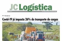 Covid-19 já impacta 26% no transporte de cargas