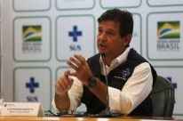 Segundo hospital de campanha do governo será construído em Manaus, diz Mandetta