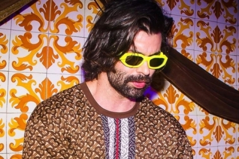 Guilherme Acrízio é produtor de festas