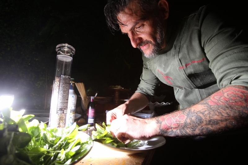 Jean Rodrigues armou tele-entrega de seus pratos