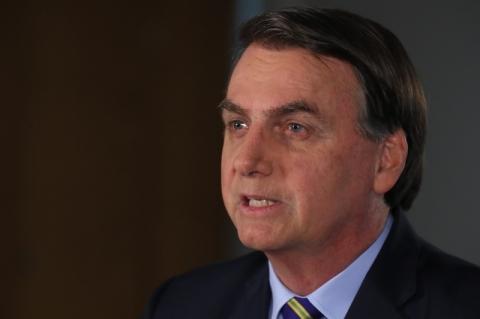 Para Bolsonaro, imagem ambiental externa do País não está boa por 'desinformação'
