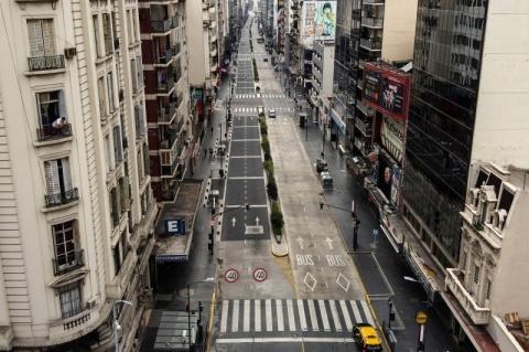 Argentina estende quarentena em grandes cidades até 10 de maio
