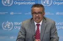 Diretor-geral da OMS entra em isolamento após contato com infectado por coronavírus