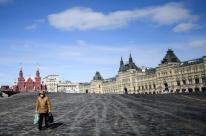 Rússia suspende trabalho até 11 de maio