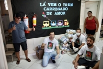 Jean Pyerre e Thiago Galhardo doam para campanha de ajuda na pandemia