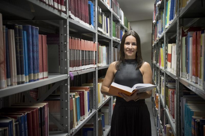 Diretora Nacional de Ensino da Estácio, Juliana Matos