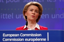 Ursula Von der Leyen diz que UE e EUA devem trabalhar juntos e chama Biden de 'amigo'