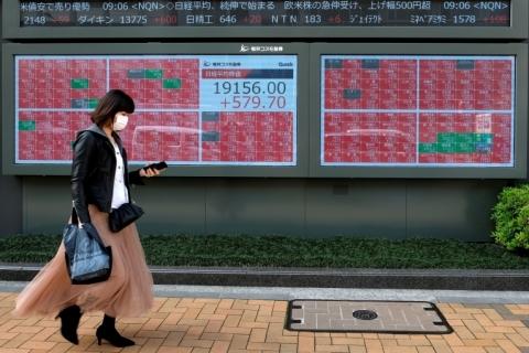 Bolsas asiáticas fecham em alta após novos sinais de recuperação da China