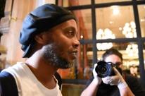 Ronaldinho fala pela 1ª vez sobre prisão: 'Nunca imaginei uma situação dessas'