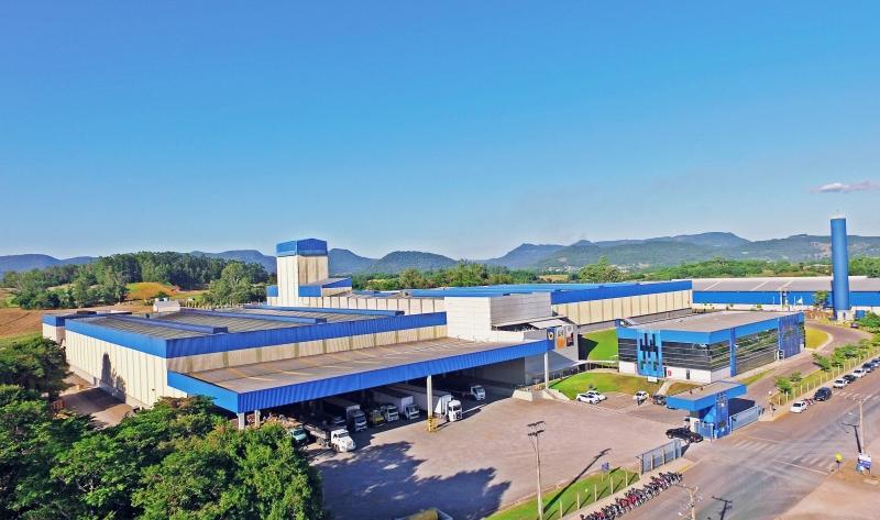 Fábrica inaugurada há quatro anos receberá aporte para ampliar a produção