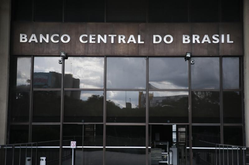 Edifício-sede do Banco Central no Setor Bancário Norte, em lote doado pela Prefeitura de Brasília, em outubro de 1967  Publicado em 13/04/2020 11:26  Foto: Marcello Casal JrAgência Brasil  Local: Brasília-DF