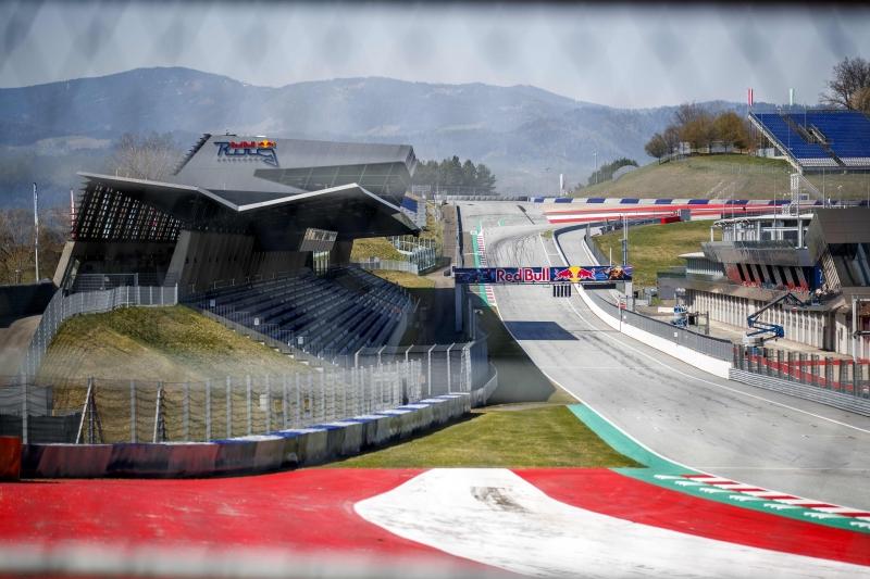 Com portões fechados, autódromo planeja o GP para o início de julho