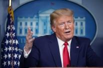 Coronavírus: Trump volta a citar Brasil entre países com problemas no combate à pandemia