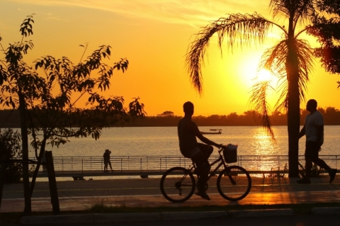 Final de semana será de sol em Porto Alegre; chuva deve retornar segunda