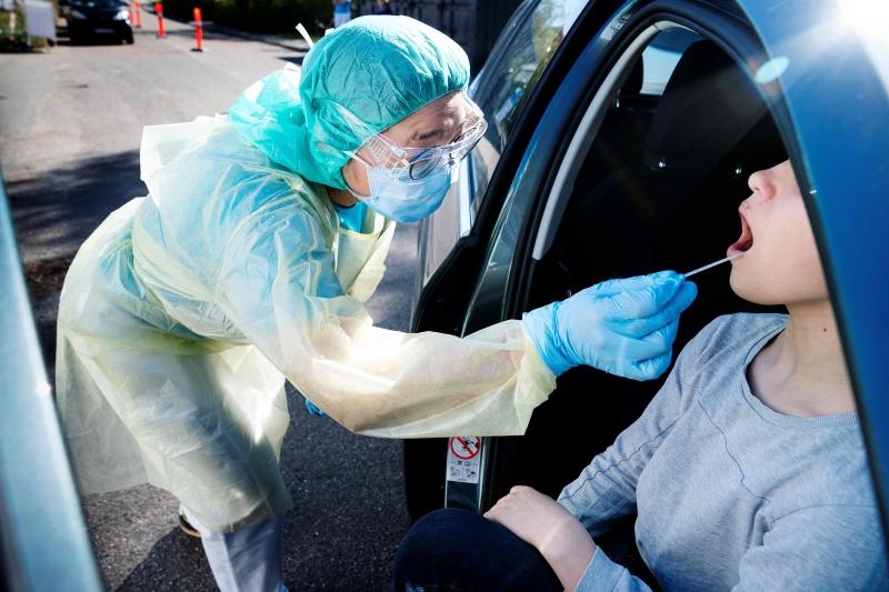 Sem amostras, os cientistas não conseguem confirmar que se trata de duas infecções distintas