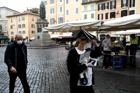Itália deve divulgar plano de retomada no dia 25 de abril