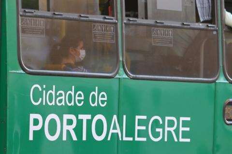 Decreto tem novas regras para o transporte coletivo em Porto Alegre