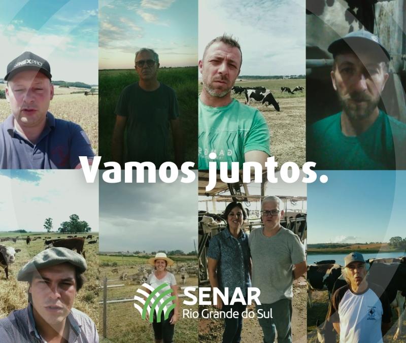 SPR assina campanha do Senar-RS