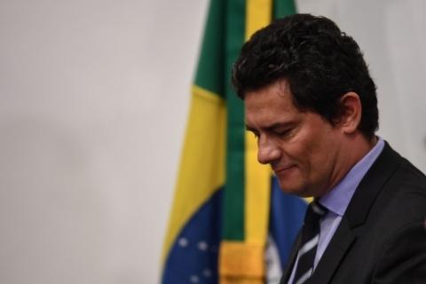 Moro apresenta mensagens que provariam acusações contra Bolsonaro, diz 'JN'