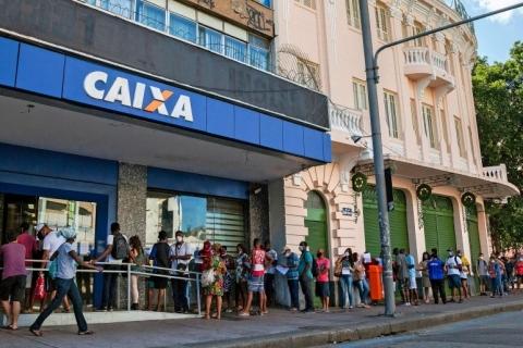 Planalto libera auxilio emergencial para 60 milhões, o triplo do previsto