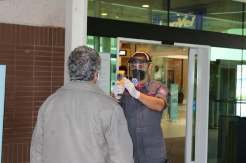 Shopping Pelotas reabre as portas com reforço na higienização e controle de entrada