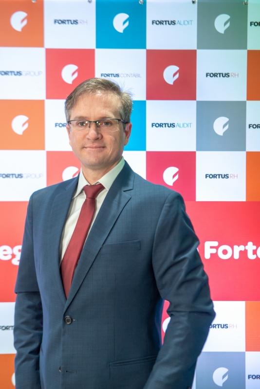 Evanir Aguiar dos Santos, diretor Operacional da Fortus Group